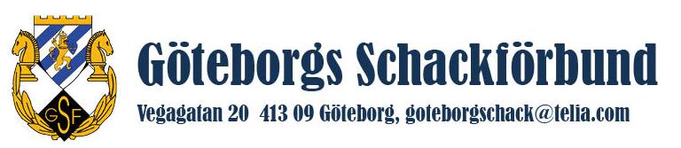 Göteborgs Schackförbund